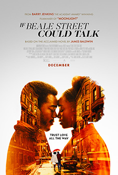 If Beale Street Could Talk, movie, poster,