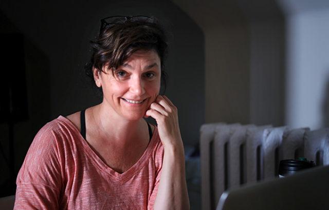 Andrea Moodie, screenwriter,
