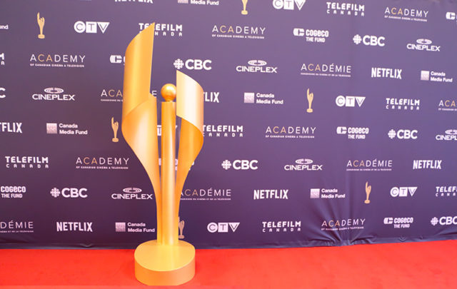 Canadian Academy announces 2019 Nominees, mage,