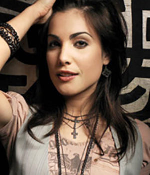Carly Pope, actress,
