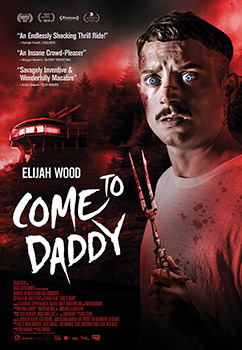 Come to Daddy, movie, poster,