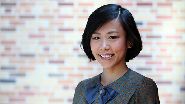 Domee Shi, animator, director,