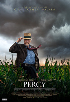 Percy, movie, poster,