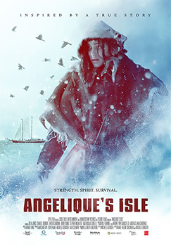 Angelique's Isle, movie, poster,