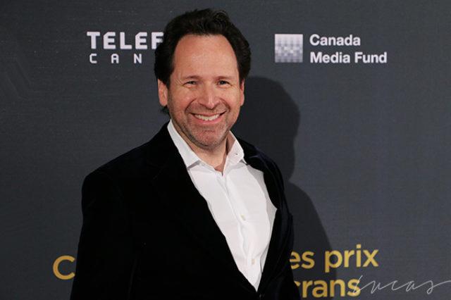 Barry Avrich, director,
