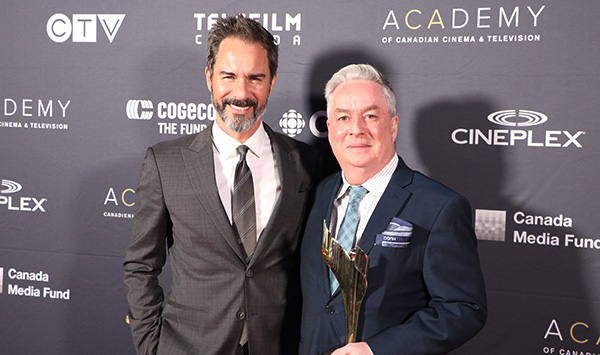TV Stars Shine for the Canadian Screen Awards, photo,