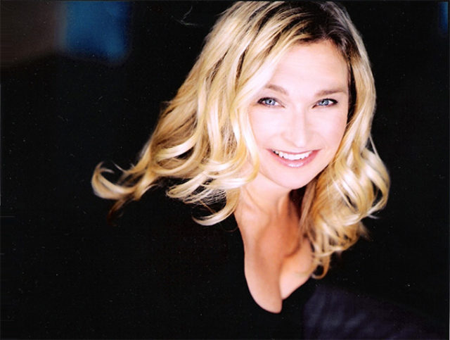 Kathryn MacLellan, actress,