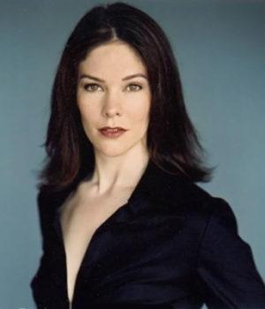 Kerry McPherson, actress,
