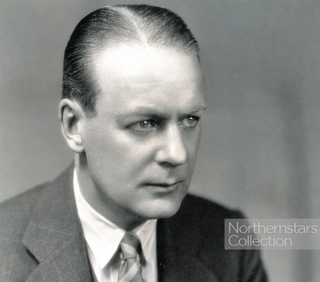 Huntley Gordon, actor,