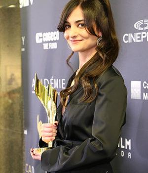 Jasmin Mozaffari, director,