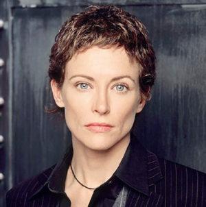 Leslie Hope, actress, director,