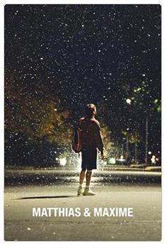 Xavier Dolan Returns to Cannes, Matthias & Maxime, poster,