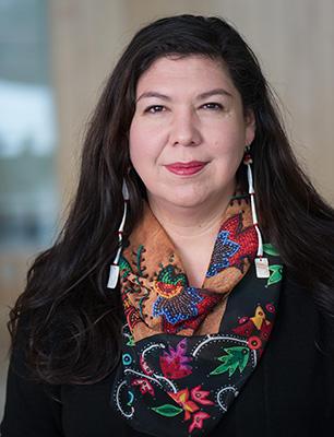 Tasha Hubbard, director,