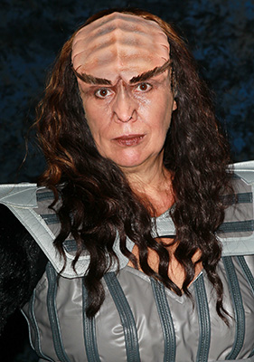 Barbara March, actress,