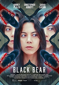 Black Bear, 2020 movie, poster,
