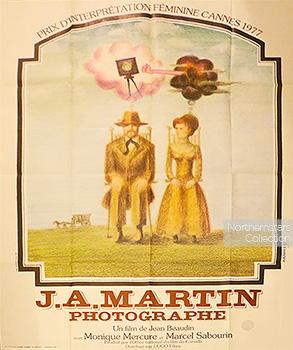 J.A.Martin photographe, Jean Beaudin, director, image,