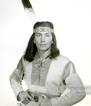Jay Silverheels, actor,
