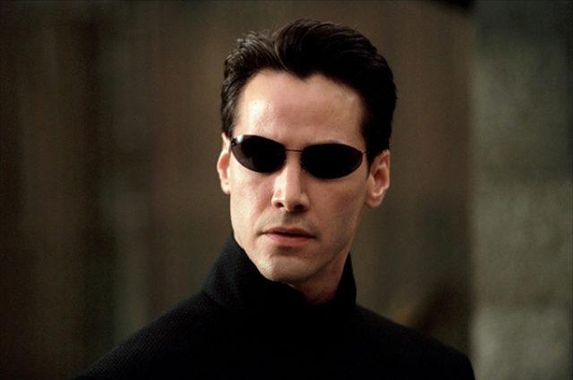 Keanu Reeves, Matrix, actor,