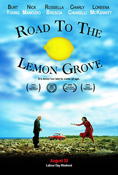 Road to the Lemon Grove, movie, poster,