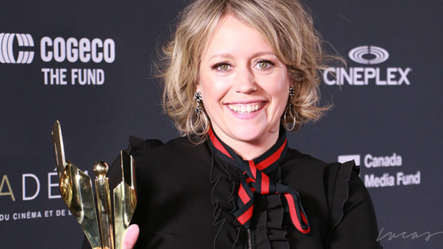 ACTRA Honours Sherry White, image,