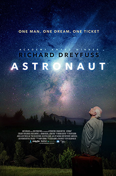 Astronaut, 2019 movie, poster,