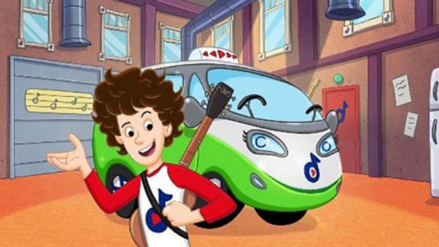 CMF & Shaw Rocket fund Kids' Projects, image,