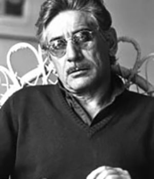 Gilles Carle, director,