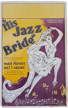 Marie Ptrevost, movie, poster,