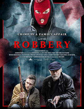 Robbery, movie, poster,