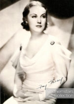 Fay Wray, actress,