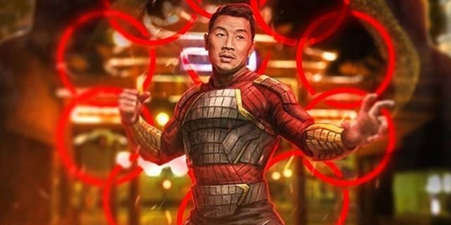 Simu Liu in Shang-Chi and the Legend of the Ten Rings, image,