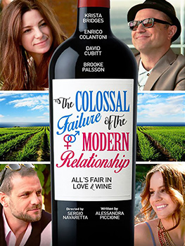 The Colossal Failure of the Modern Relationship, movie, poster,