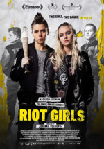 Riot Girls, movie, poster,
