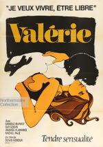 Valérie, movie, poster,