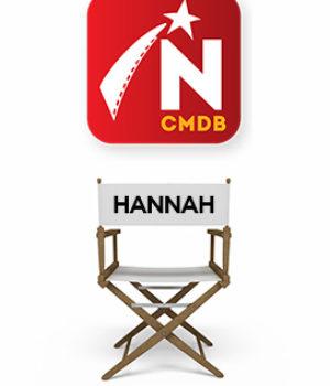 Charlie Hannah, actor,