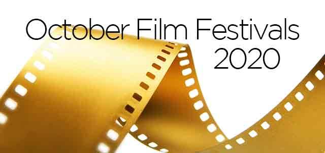 October 2020 Film Festivals