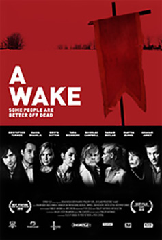 A Wake, movie, poster,