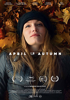 April in Autumn, movie, poster,