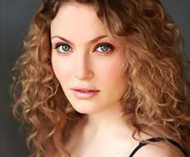 Caitlyn Sponheimer, actress,