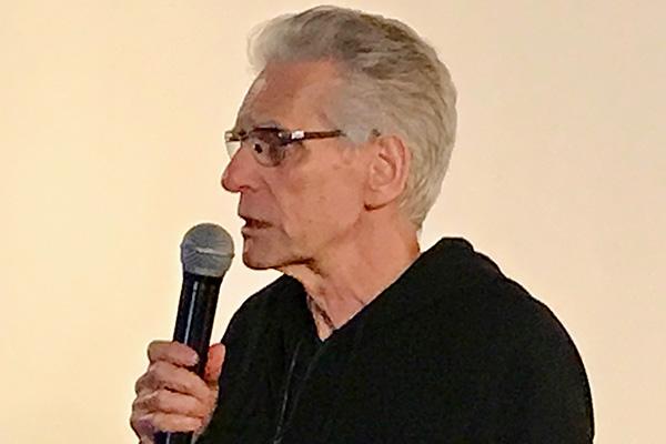 David Cronenberg, Inside Québec: 2019, image,