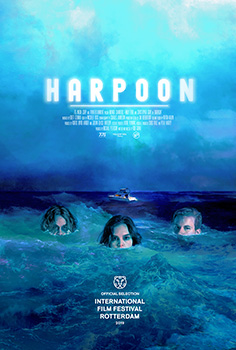 Harpoon, movie, poster,
