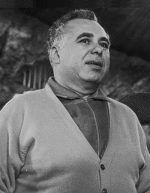 Harry Saltzman, producer,