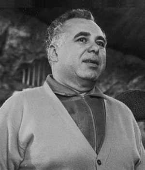 Harry Saltzman, producer,