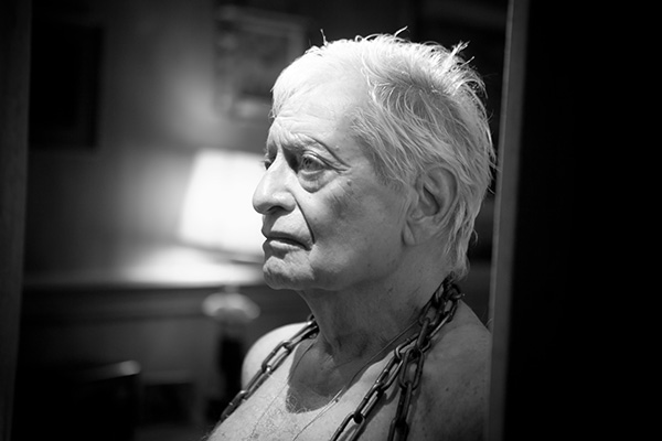 Louis Negin, actor,