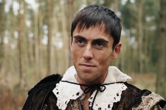 Aidan Moreno, actor,