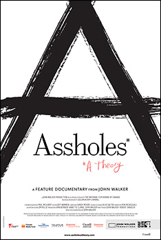Assholes, a Theory, movie, poster,
