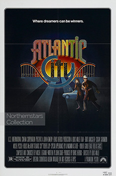 Atlantic City, poster, movie,