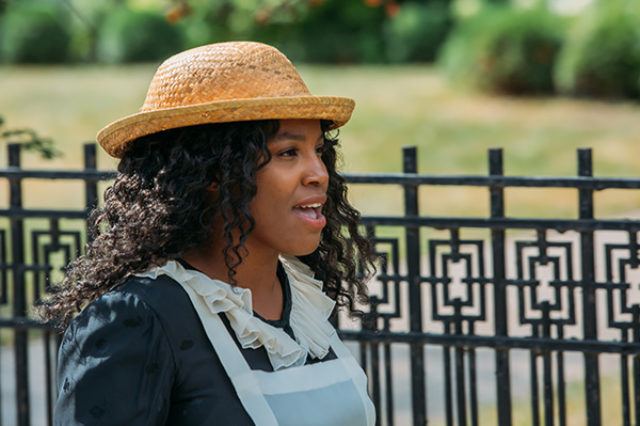 Lisa Bell, actress,