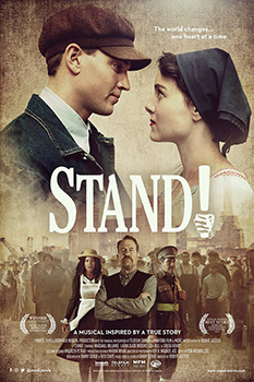 Stand! movie poster,