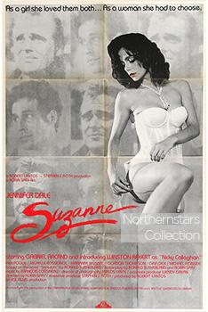 Suzanne, 1979 movie, poster,